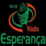 Logo da emissora R�dio Esperan�a 810 AM