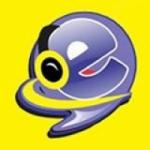 Logo da emissora Rádio Evangélica 100.7 FM