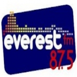 Logo da emissora Rádio Everest 87.5 FM