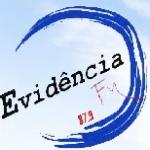 Logo da emissora R�dio Evid�ncia 87.9 FM