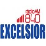 Logo da emissora R�dio Excelsior 840 AM