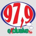 Logo da emissora R�dio Exclusiva 97.9 FM