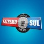 Logo da emissora R�dio Extremo Sul 830 AM