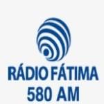 Logo da emissora R�dio F�tima 580 AM