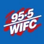 Logo da emissora WIFC 95.5 FM