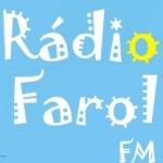 Logo da emissora Rádio Farol 87.9 FM