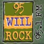 Logo da emissora WIIL 95 FM