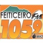 Logo da emissora R�dio Feiticeiro 105.9 FM