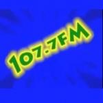 Logo da emissora Rádio FM 107 Itápolis