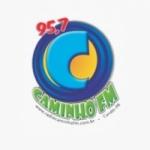 Logo da emissora Rádio Caminho 95,7 FM