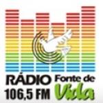 Logo da emissora R�dio Fonte de Vida 106.5 FM