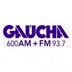 Logo da emissora R�dio Ga�cha AM 600 FM 93.7