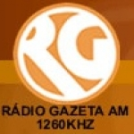 Logo da emissora R�dio Gazeta 1260 AM
