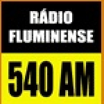 Logo da emissora R�dio Fluminense 540 AM