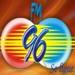 Logo da emissora R�dio FM 96
