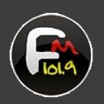 Logo da emissora Rádio FM 101.9
