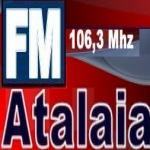 Logo da emissora R�dio FM Atalaia 106.3