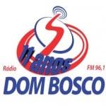 Logo da emissora R�dio FM Dom Bosco 96.1 FM
