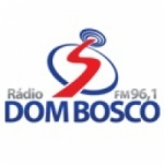 Logo da emissora Rádio Dom Bosco 96.1 FM