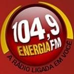 Logo da emissora R�dio FM Energia 104.9