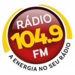 Logo da emissora Rádio FM Energia 104.9