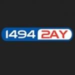 Logo da emissora Radio 2AY 1494 AM
