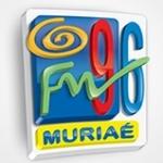 Logo da emissora R�dio 96 FM