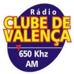 Logo da emissora Rádio Clube de Valença 650 AM