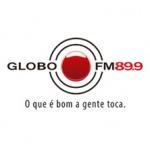 Logo da emissora Rádio Globo Caruaru 89.9 FM