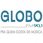 Logo da emissora Rádio Globo Salvador 90.1 FM
