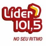Logo da emissora R�dio FM L�der 101.5 FM