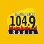 Logo da emissora Rádio FM Ouro Negro 104.9 FM
