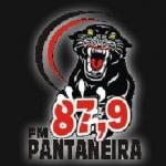 Logo da emissora R�dio FM Pantaneira 87.9 FM
