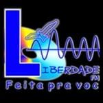Logo da emissora R�dio FM Liberdade 95.9 FM