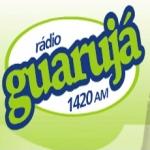 Logo da emissora R�dio Guaruj� 1420 AM