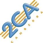 Logo da emissora Radio 2CA 1053 AM