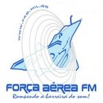 Logo da emissora R�dio For�a A�rea 91.1 FM