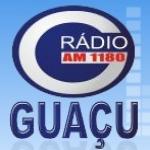 Logo da emissora R�dio Gua�� 1180 AM