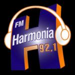 Logo da emissora Rádio Harmonia 92.1 FM