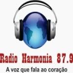 Logo da emissora R�dio Harmonia 87.9 FM