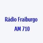 Logo da emissora R�dio Fraiburgo 710 AM