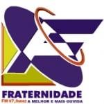 Logo da emissora Rádio Fraternidade 97.9 FM