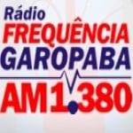 Logo da emissora Rádio Frequência News 1380 AM