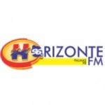 Logo da emissora Rádio Horizonte 96.5 FM