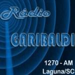 Logo da emissora Rádio Garibaldi 1270 AM