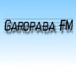 Logo da emissora R�dio Garopaba 98.3 FM
