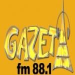 Logo da emissora R�dio Gazeta 88.1 FM