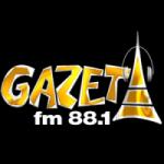 Logo da emissora Rádio Gazeta 88.1 FM