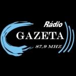 Logo da emissora R�dio Gazeta 87.9 FM