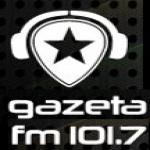 Logo da emissora R�dio Gazeta 101.7 FM